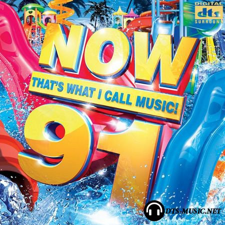 VA - NOW That's What I Call Music! 91 (2015) DTS 5.1