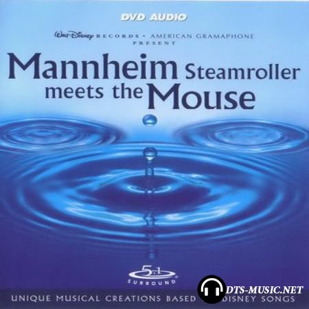 Mannheim Steamroller - Meets the Mouse (1998) DVD-Audio