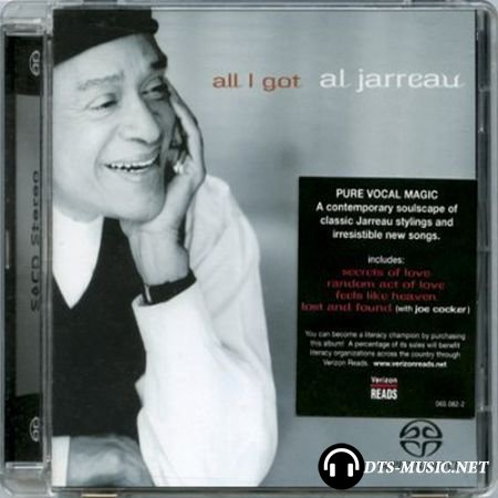 All Jarreau - All I Got (2002) SACD-R