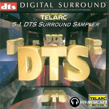 VA - Telarc DTS 5.1 Surround Sampler (1998) DTS 5.1