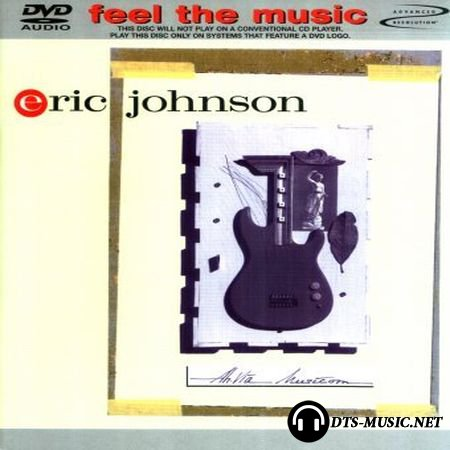 Eric Johnson - Ah Via Musicom! (2002) DVD-Audio