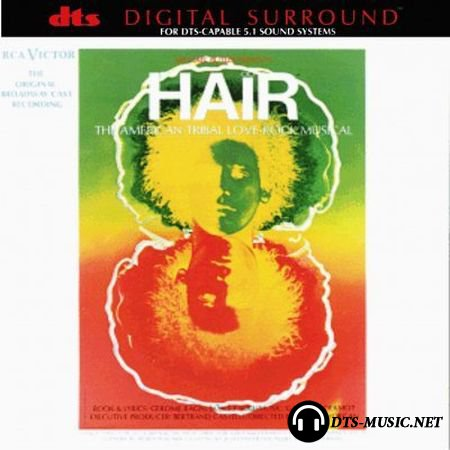 Hair - The American Tribal Love Rock Musical (1973) DTS 4.0