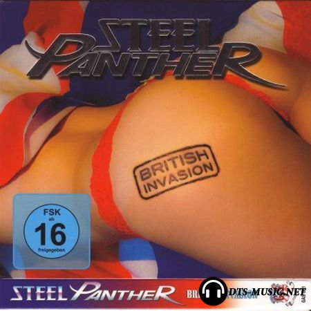 Steel Panther - British Invasion (Live) (2012) DTS 5.1