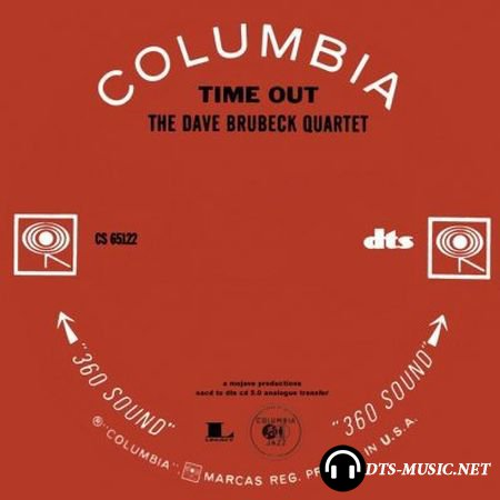 The Dave Brubeck Quartet - Time Out (1959) DTS 5.0