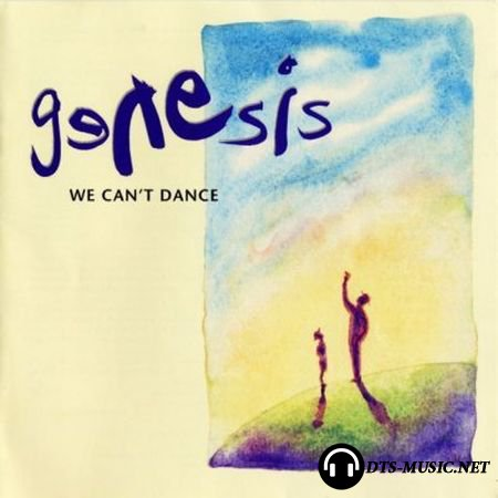 Genesis - We Can't Dance (2007) DVD-Audio + Audio-DVD