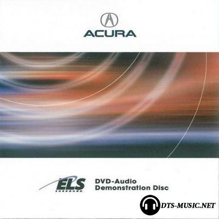 VA - Acura TL Demonstration Disc (2003) DVD-Audio