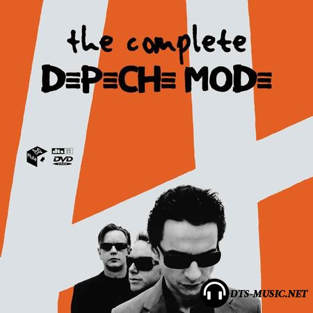 Depeche Mode - The Complete Dts 5.1 (2006-2007 Remastered) DVD-Audio