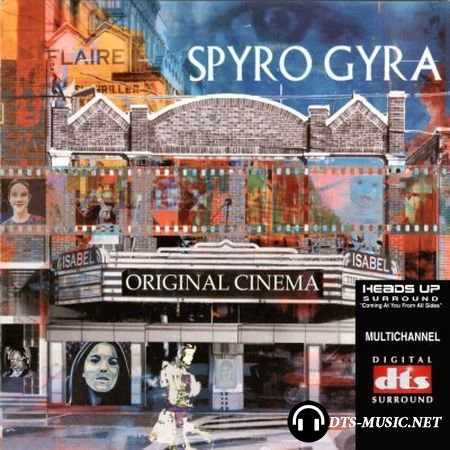 Spyro Gyra - Original Cinema (2003) DTS 5.1