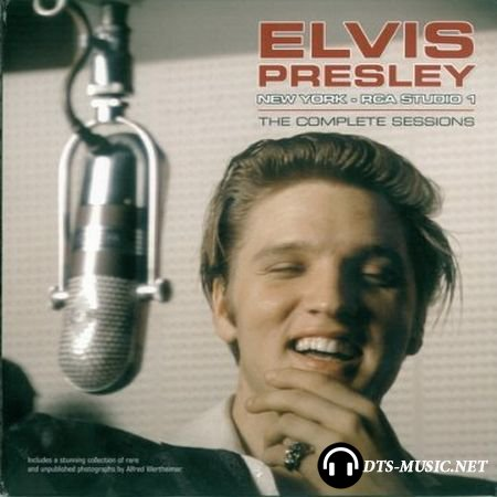 Elvis Presley - The Complete Sessions (2007) DVD-Audio