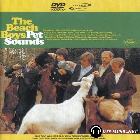 The Beach Boys - Pet Sounds (2003) DVD-Audio