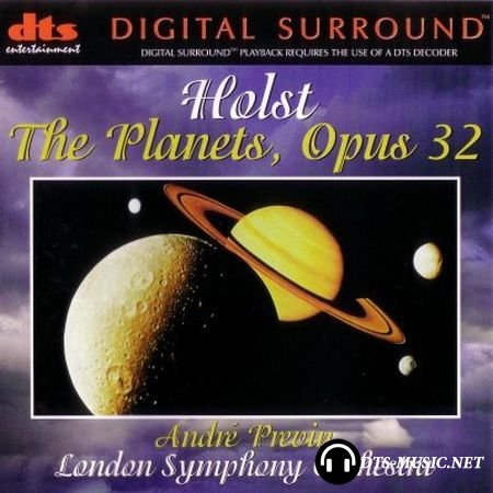 London Symphony Orchestra - Gustav Holst - The Planets (1998) DTS 5.1