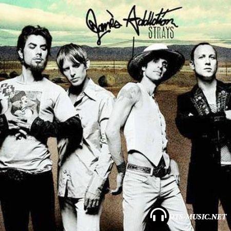 Jane's Addiction - Strays (Limited Edition) (2003) DVD-Audio