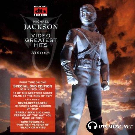 Michael Jackson - Hits (1995) DTS 5.1