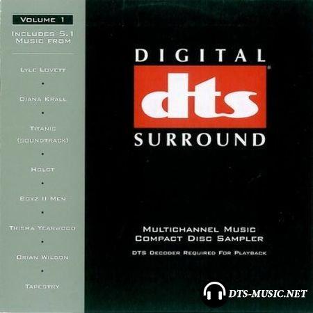VA - DTS Multichannel Music Compact Disc Sampler Vol.1 (1999) DTS 5.1