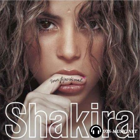 Shakira - Oral Fixation Tour (2007) DVD-Audio