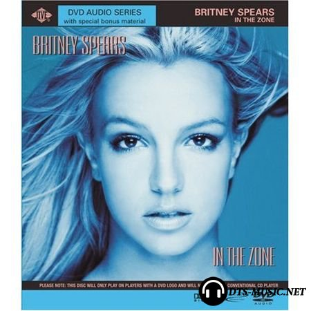 Britney Spears - In The Zone (2004) DVD-Audio