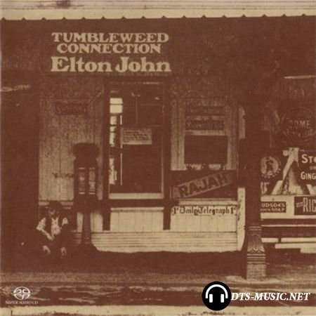 Elton John - Tumbleweed Connection (2004) DVD-Audio
