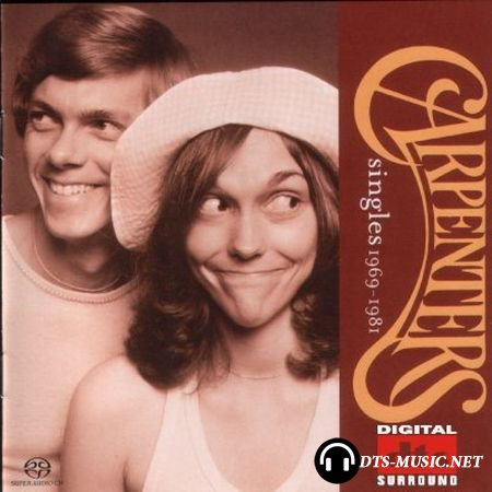 The Carpenters - Singles 1969-1981 (2004) DTS 5.1