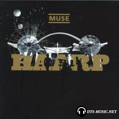 Muse - Haarp: Live At Wembley (2008) DVD-Video
