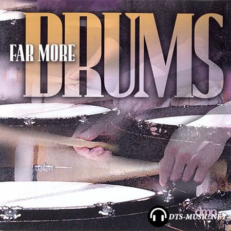 Robert Hohner Percussion Ensemble - Far More Drums (2000) SACD-R
