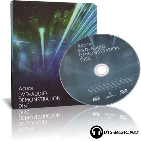 5 1 Surround VA - Acura RDX DVD-Audio Demonstration Disc (2006) DTS