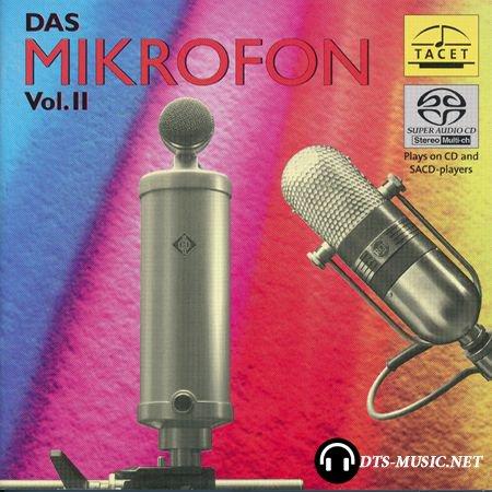 Georg Rox Quartet - Das Mikrofon Vol. II (Sampler) (2004) SACD-R