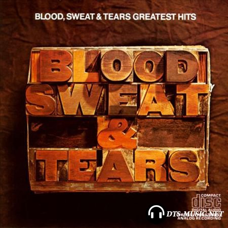 Blood Sweat and Tears - Greatest Hits (1972) DTS 4.1