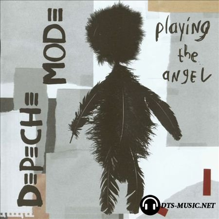 Depeche Mode - Playing The Angel (2005) Audio-DVD