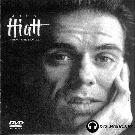 John Hiatt - Bring the Family (2004) DVD-Audio