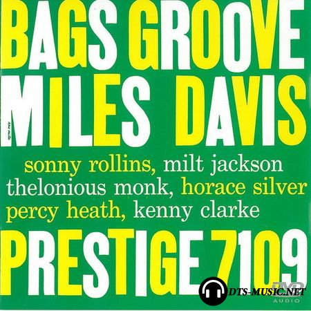 Miles Davis and The modern Jazz Giants - Bags Groove (2005) DVD-Audio