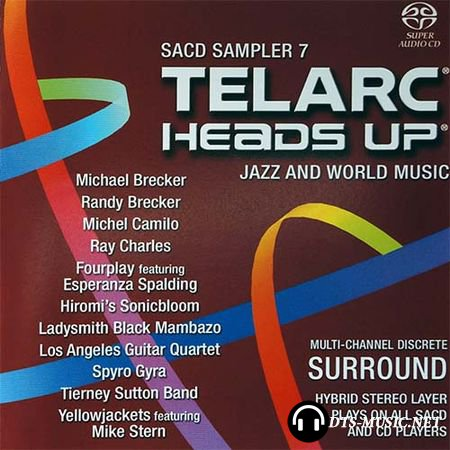 VA - Telarc Heads Up SACD Sampler Vol 7 (Sampler) (2009) SACD-R
