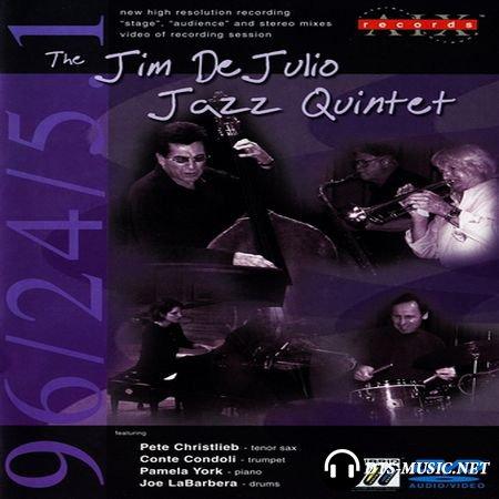 Jim DeJulio - Jazz Quintet (2003) DVD-Audio
