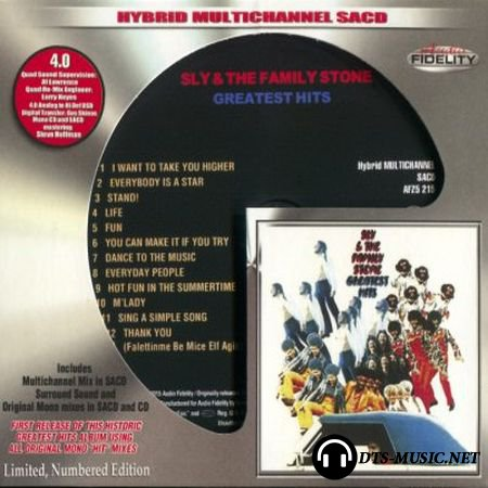 Sly & The Family Stone - Greatest Hits (2015) SACD-R