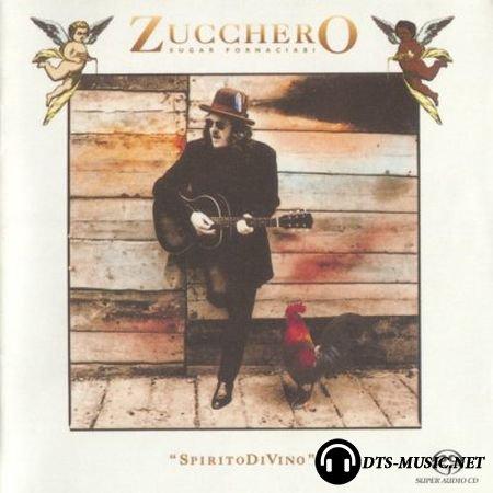 Zucchero Sugar Fornaciari - Spirito DiVino (2004) SACD-R