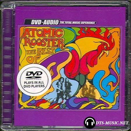 Atomic Rooster - The Best Of (2002) DVD-Audio