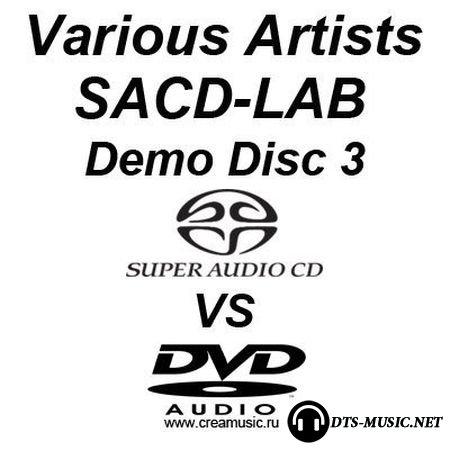 VA - SACD-LAB Demo Disc 3 (2008) DVD-Audio