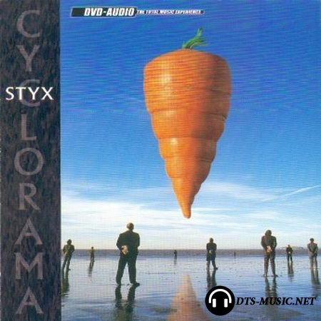 Styx - Cyclorama (2003) DVD-Audio