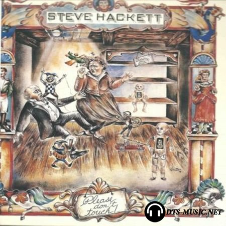 Steve Hackett - Please Don't Touch (2015) Audio-DVD