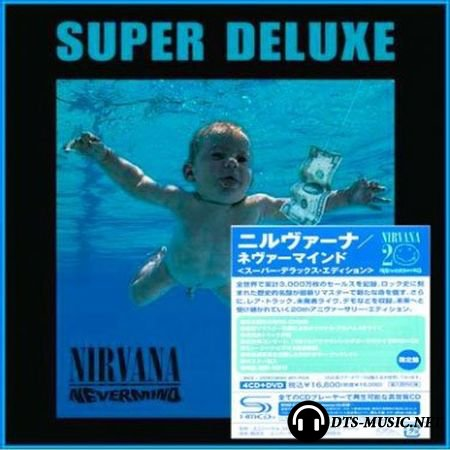 Nirvana - Nevermind (Super Deluxe Box Set) (2011) DVD-Video