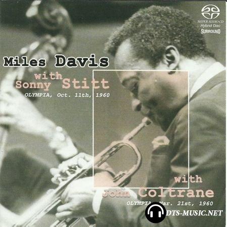 Miles Davis - Olympia Mar. 21st 1960 feat., John Coltrane – Mar. 11th 1060 feat., Sonny Stitt (1960 / 2004) SACD-R