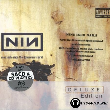 Nine Inch Nails - The Downward Spiral - Halo Eight (Deluxe Edition) (1994/2004) SACD-R