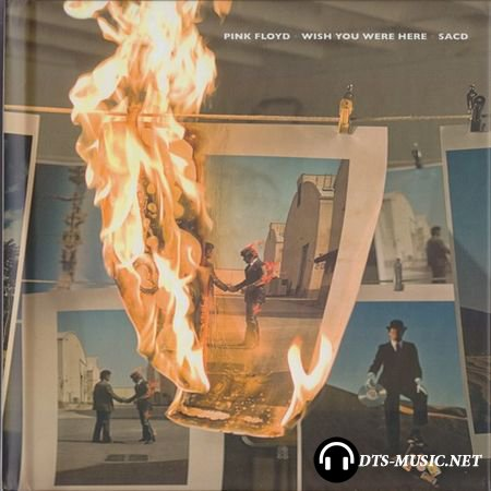 Pink Floyd - Wish You Were Here (1975/2011) SACD-R