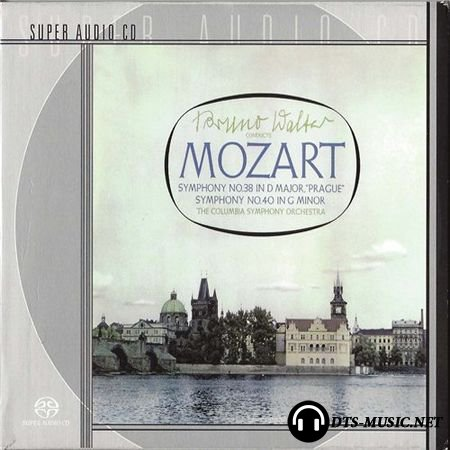 Wolfgang Amadeus Mozart - Symphonies 38 in C major