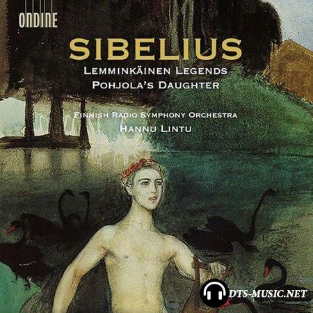 Jean Sibelius - Lemminkainen Suite, Pohjola's Daughter (Finnish Radio Symphony Orchestra, Hannu Lintu) (2015) SACD-R