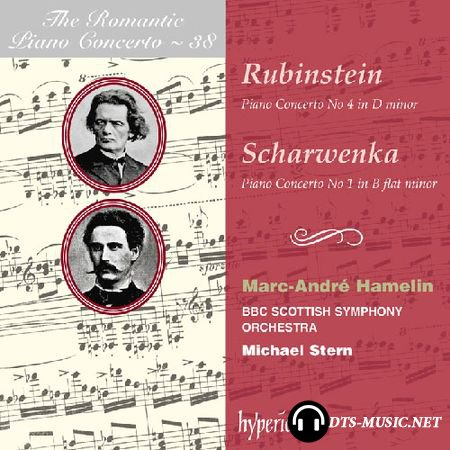 VA - The Romantic Piano Concerto, Vol. 38 - Rubinstein and Scharwenka (2005) SACD-R