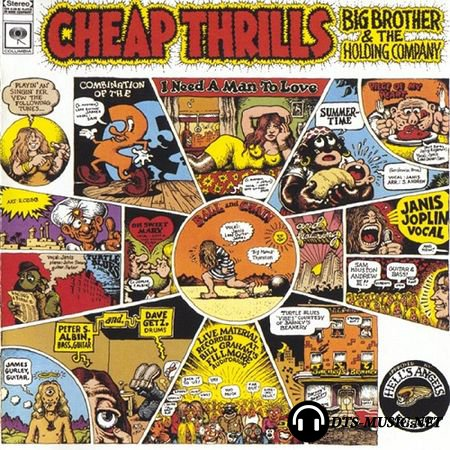 Janis Joplin, Big Brother & the Holding Company - Cheap Thrills (1968) SACD-R