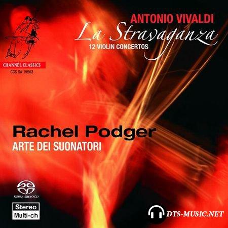 Antonio Vivaldi - La Stravaganza - 12 Violin Concertos (2CD) (2003) SACD-R