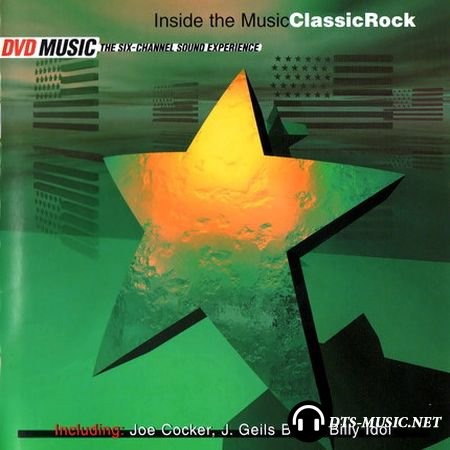 VA - Inside The Music: Classic Rock (2001) DTS 5.1