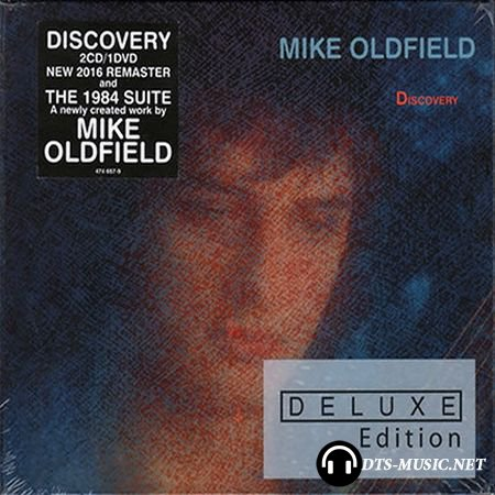 Mike Oldfield - Discovery And The Lake (1984/2016) DTS 5.1