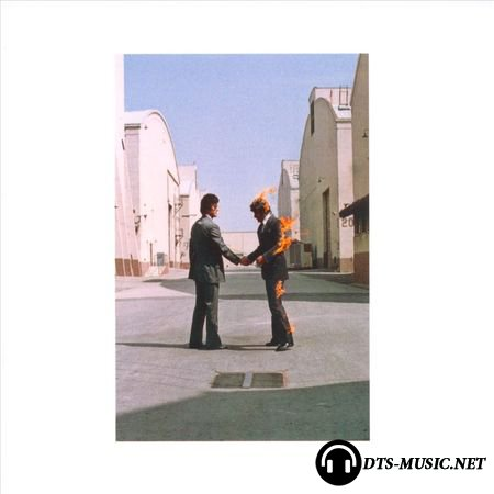 Pink Floyd - Wish You Were Here (1975) (Blu-Ray) DVD-Audio